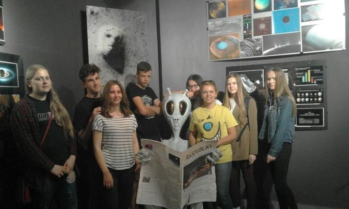 ATV skolēni un skolotāji dodas ekskursijā uz Lietuvu
