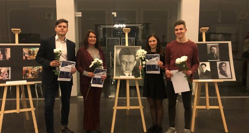 ATV skolnieki piedalās pasākumā Tiņanova rudens -2017