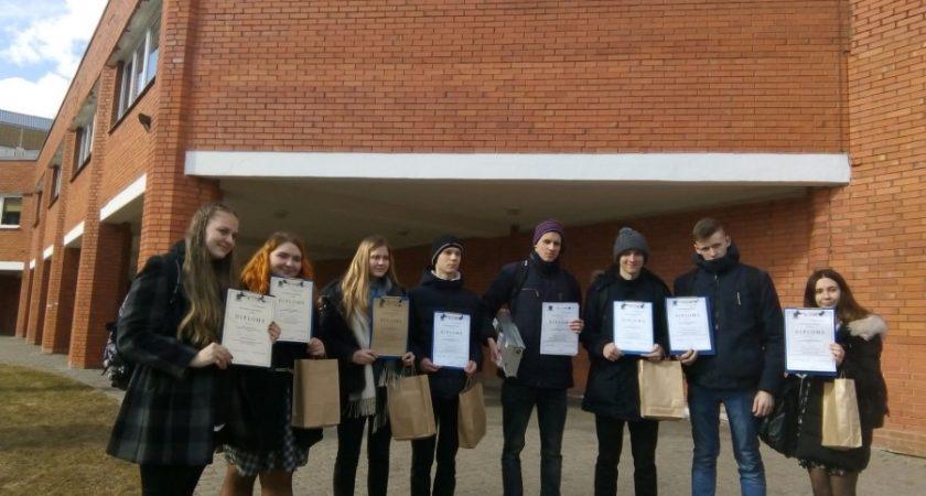 ATV skolēniem izcili panākumi ZPD konferencē