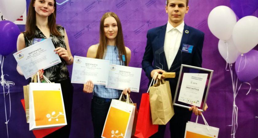 ATV komanda izcīna 2.vietu Projektu vadības čempionātā