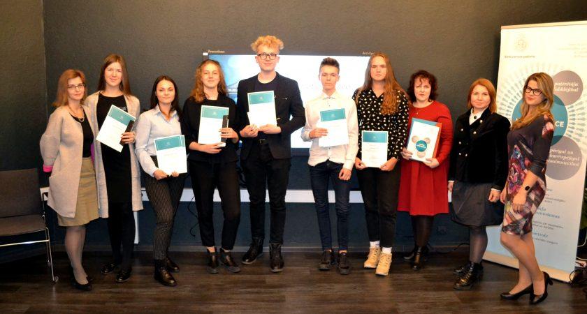 Konkurences padomes stop-motion video konkursā atzinību saņem skolēni no Austrumlatvijas Tehnoloģiju vidusskolas