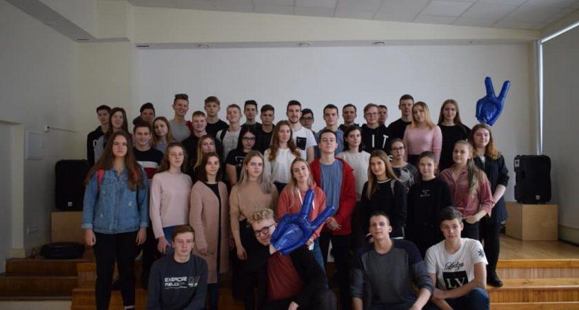 """Realizēts projekts """"Tava balss ir Latvijas nākotne"""""""