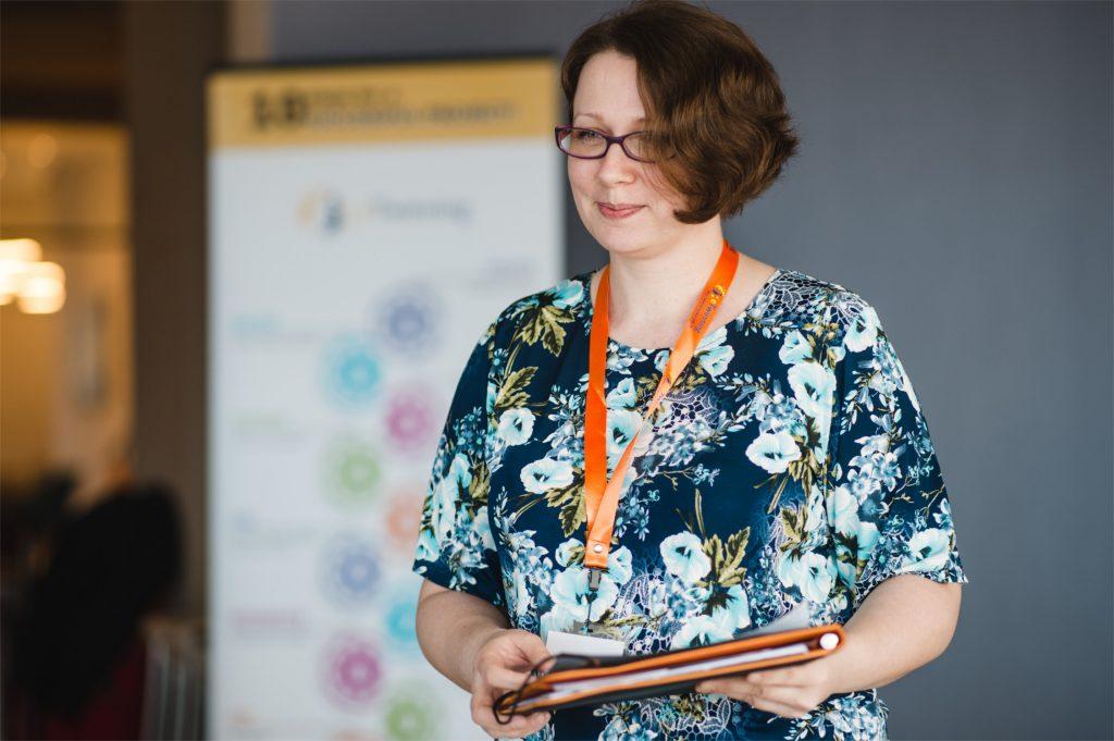 ATV skolotāja Sandra Trošina piedalās eTwinning.