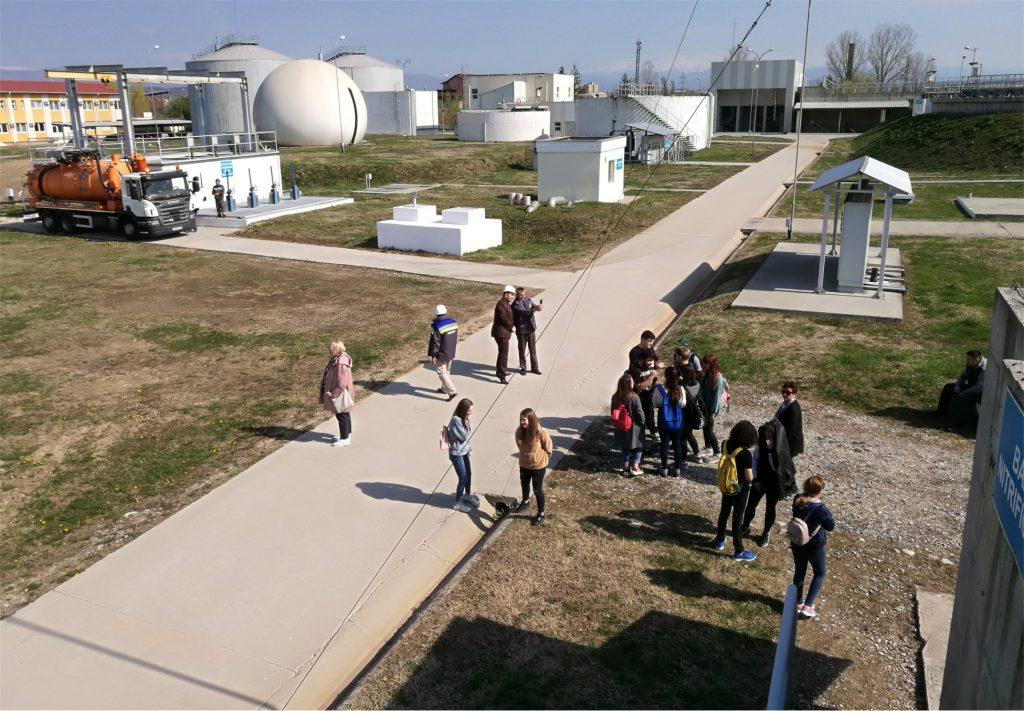 STEP STEM projekta ietvaros darbs ar iekartām