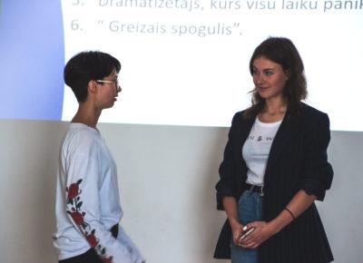 ATV jaunieši pilnveidoja zināšanas medijpratībā