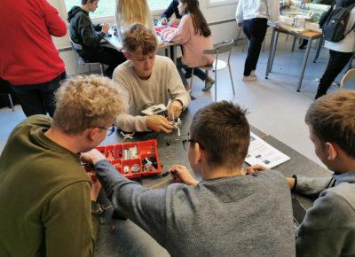"""ATV skolēni piedalās Erasmus+ projekta """"Dawn of schools with education 4.0"""" ceturtajā mobilitātē Zviedrijā"""